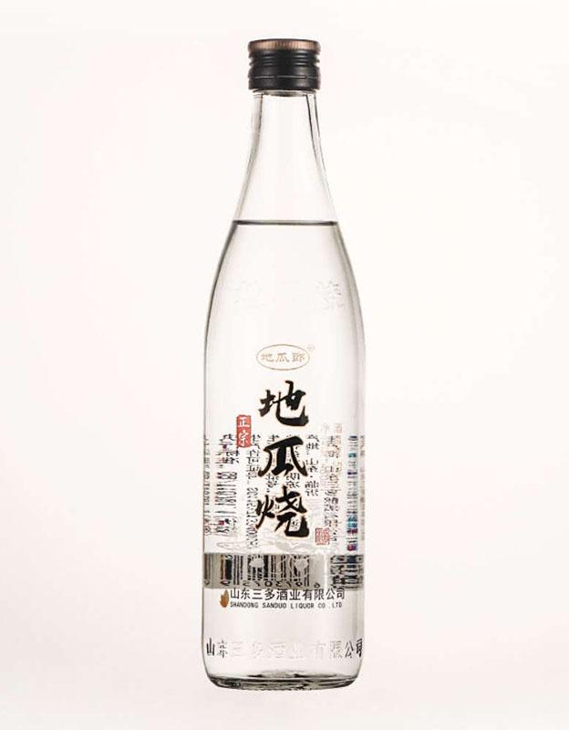 52度地瓜��(烤花瓶)