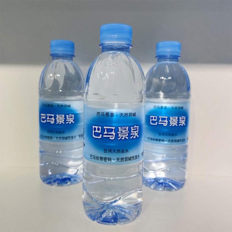 巴马矿泉水巴马景泉圆瓶500ml