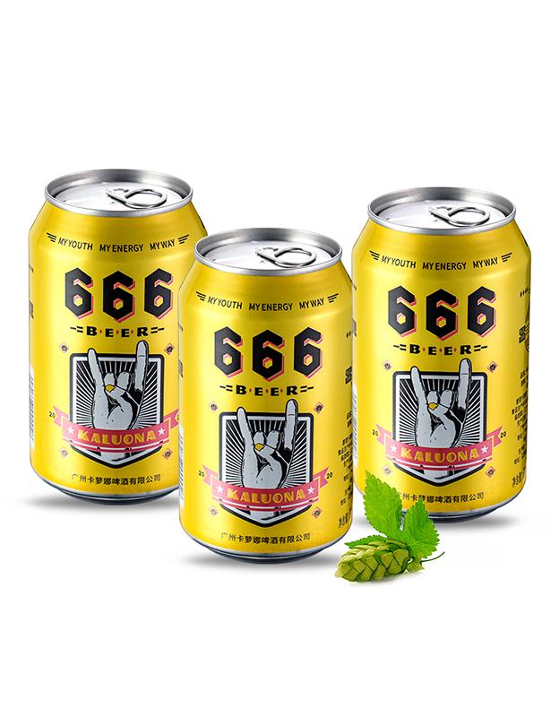 666啤酒