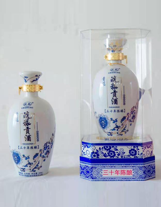 皖�Z�酒30年