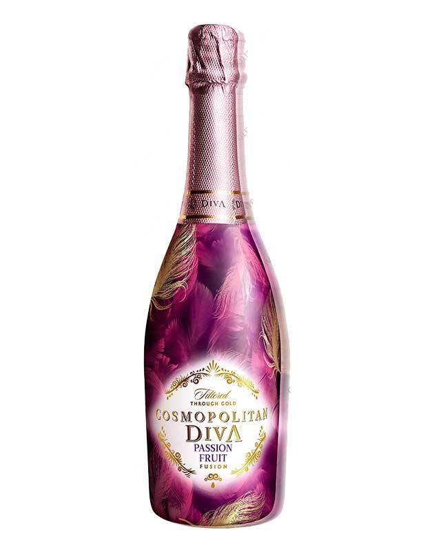拉脱维亚都会女王(百香果味)起泡酒