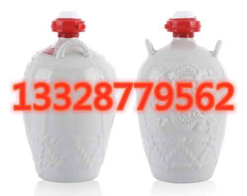 金�T高粱酒58度���b1000ml小白��白瓷瓶
