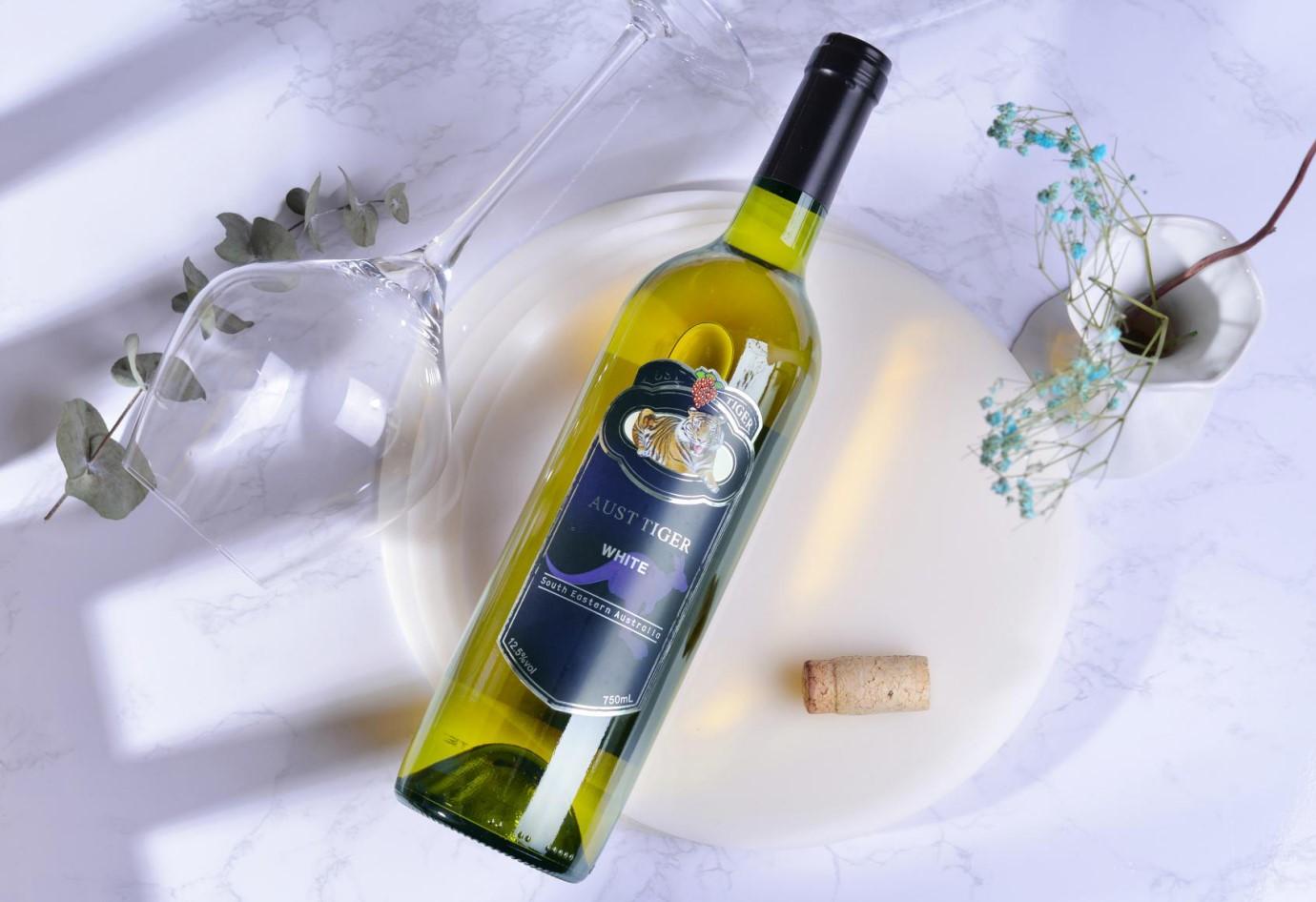 澳洲虎白葡萄酒