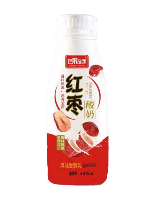 红枣酸奶350ml