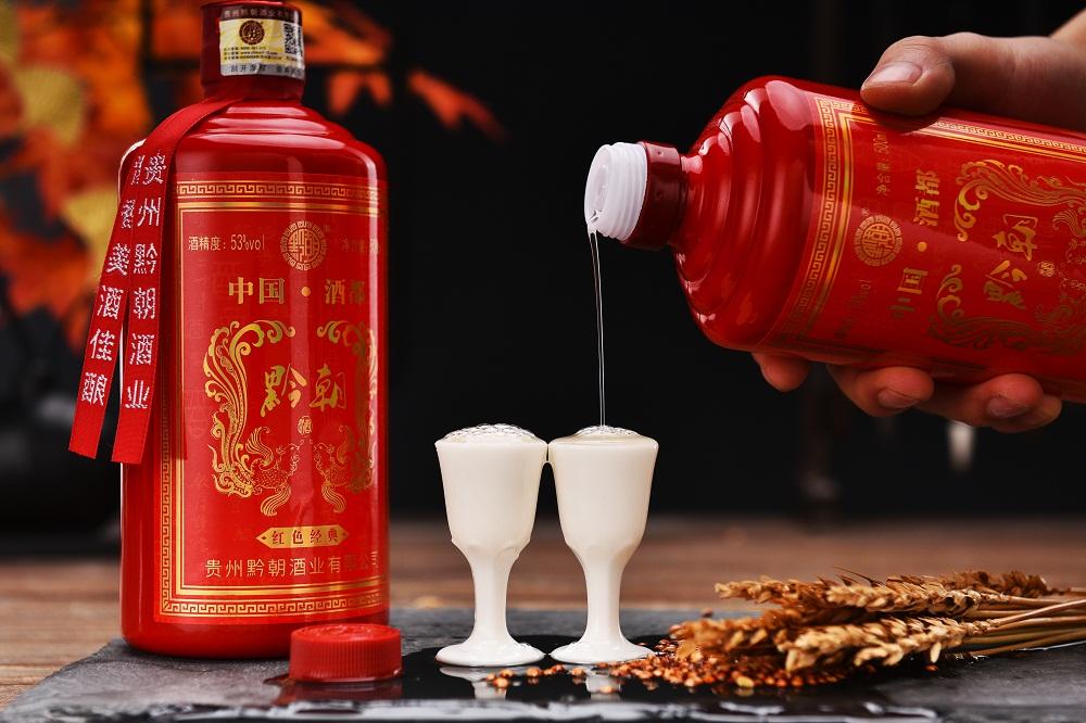 黔朝酒庄酱香酒12987酿造工艺茅台镇酒厂