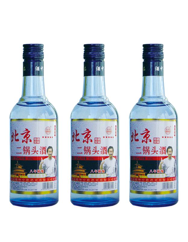 43度北京二锅头酒250ml