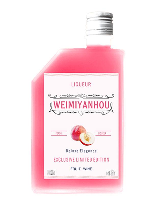 微迷利口酒-蜜桃350ml