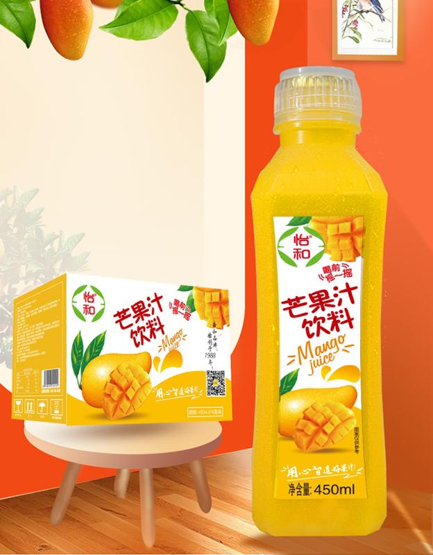 怡和芒果汁�料450ml
