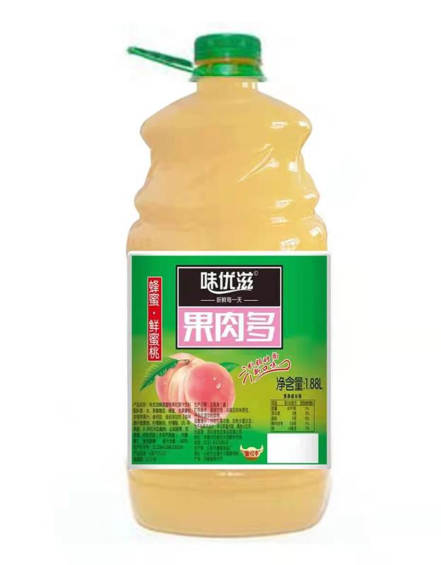味优滋果肉多蜂蜜·鲜蜜桃