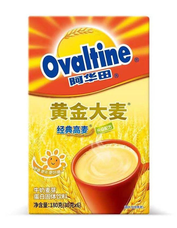 阿华田黄金大麦