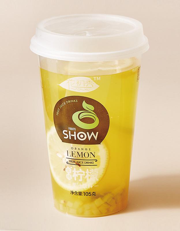 花初秀柠檬果汁饮料105g