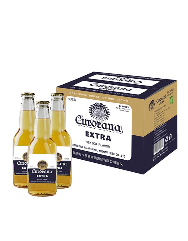 卡�R富Extra11°啤酒