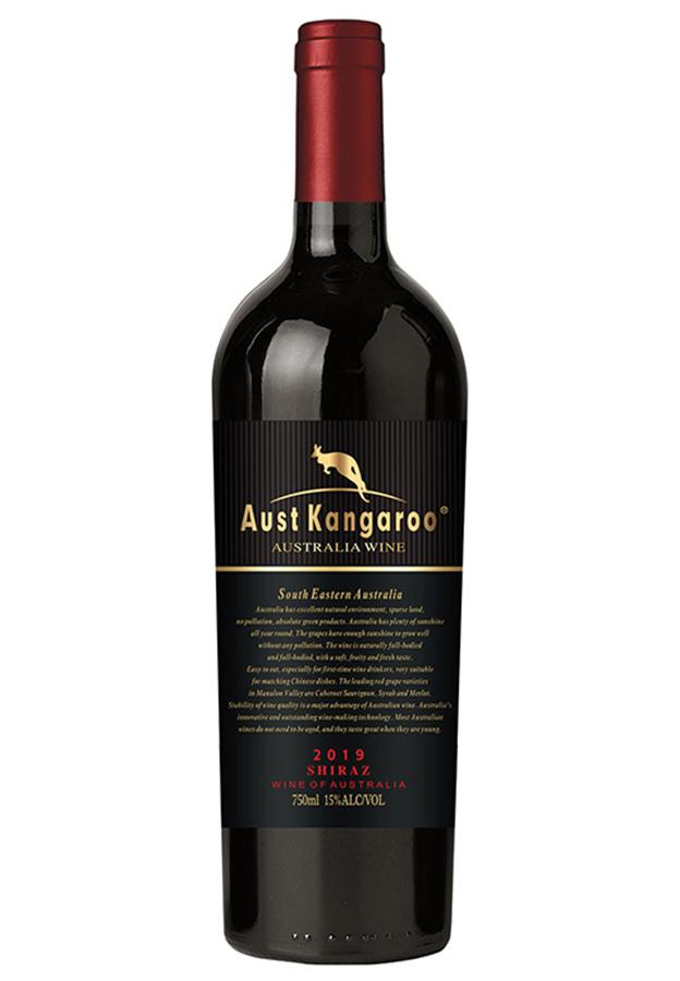 澳洲千亿袋鼠-大袋鼠干红葡萄酒