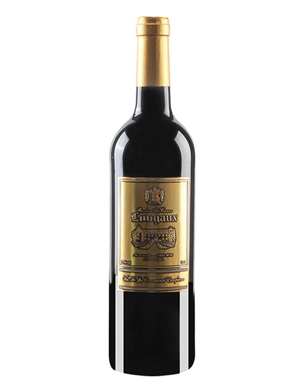 法国卢歌金标干红葡萄酒