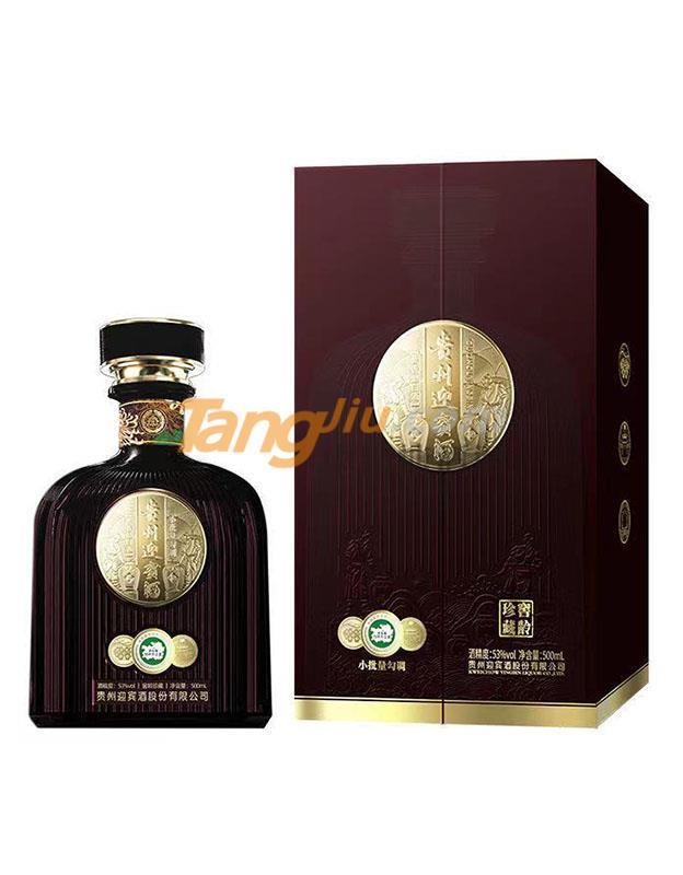 贵州迎宾酒·窖龄珍藏53度500ml